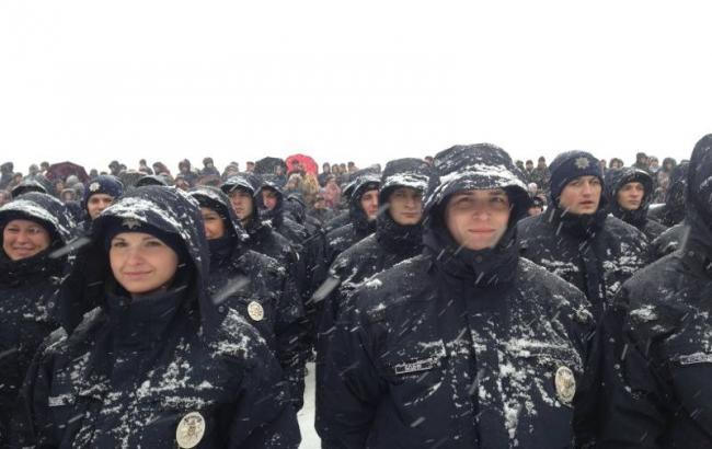 Фото: патрульная полиция Днепропетровска
