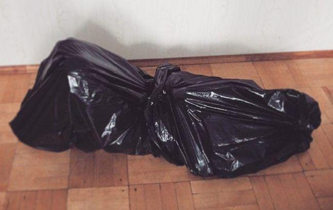 Суворий Київ: жителів столиці збентежила знахідка в мішку для трупів