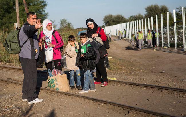 Фото: Словения ограничивает пропуск беженцев на свою территорию