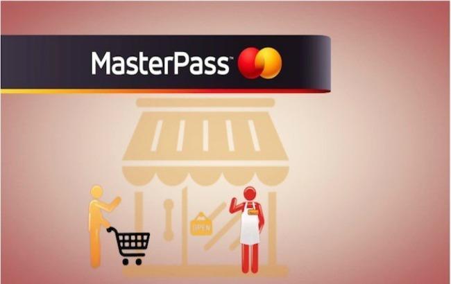 Фото: цифровой кошелек Masterpass появился в Украине