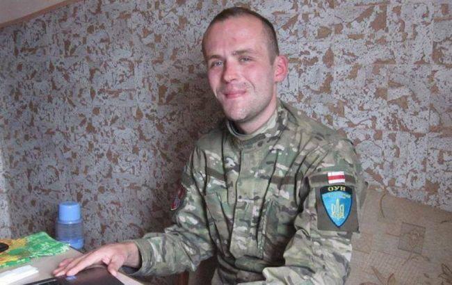 Полиция задержала белоруса из ОУН за нападение на офис Ахметова