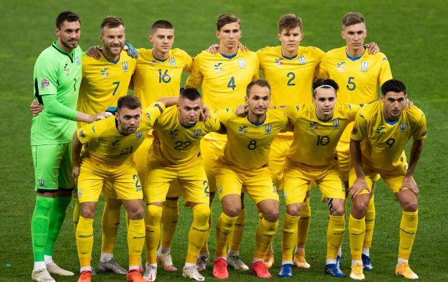 Сборная Украины стартует в отборе на ЧМ-2022 выездным матчем против Франции