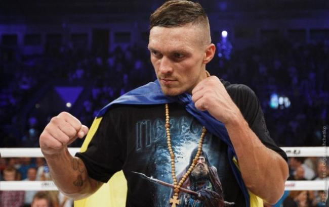 Олександр Усик впевнений у своїй популярності в Україні