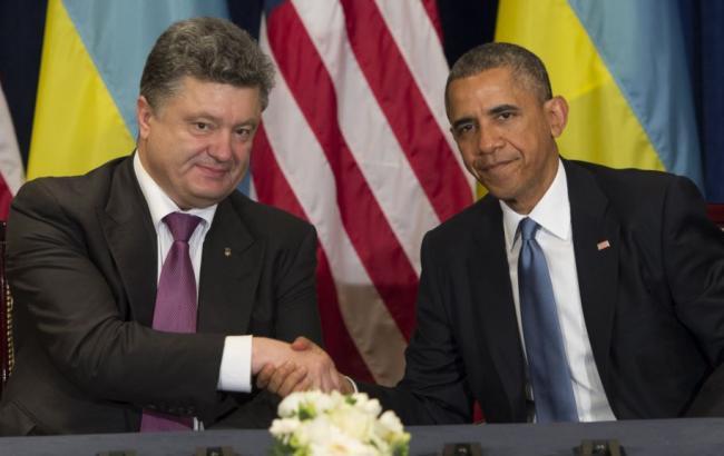 Обама підписав розпорядження про передачу Україні оборонного озброєння