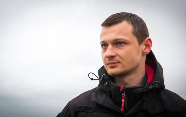 Задержанного Краснова вывезли из СИЗО СБУ в медицинское учреждение