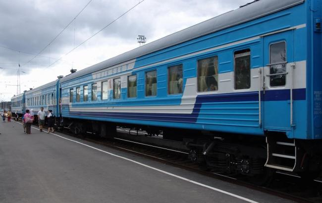 В Фастове милиция задержала пассажира, угрожавшего взорвать в поезде гранату