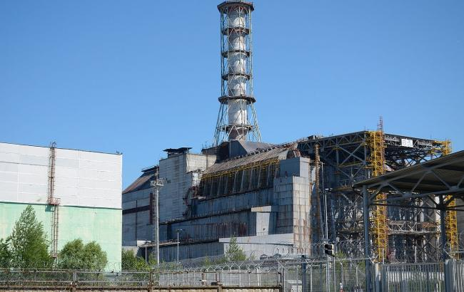 Фото: Чорнобильська АЕС