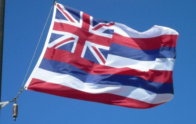 Фото: прапор Гаваїв