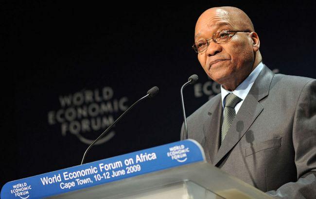 Колишній президент ПАР потрапив у в'язницю за неповагу до суду