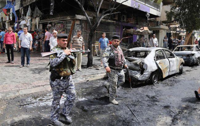 Фото: в столице Ирака произошел очередной теракт