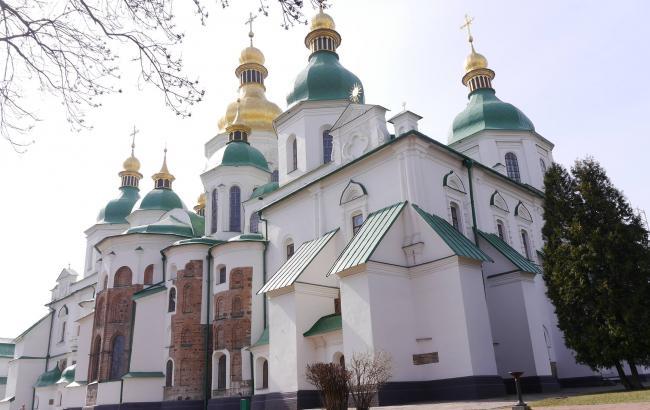 У Софії-Київської виявили цікаву знахідку 70-річної давності