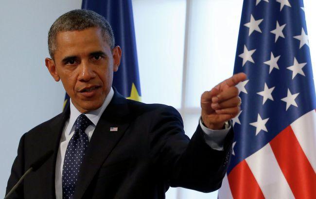Обама і Путін обговорили ситуацію в Сирії та Україні