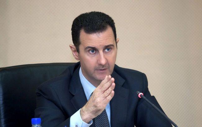 Фото: Асад заявив, що неправильна політика захід призвела до міграційній кризи в Європі