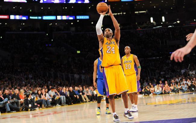 Кобі Брайанта включать в Зал слави баскетболу