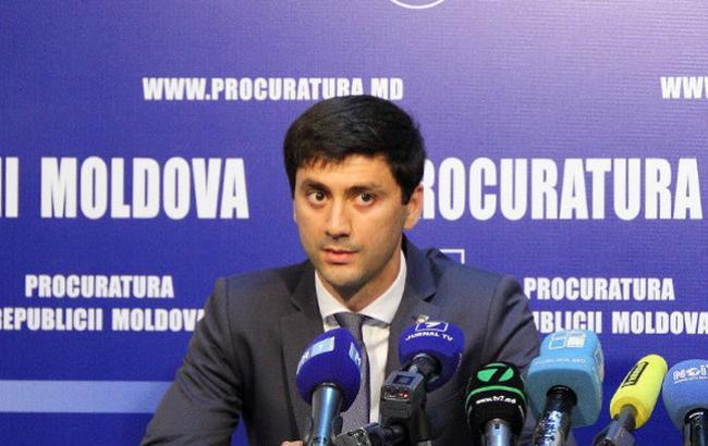 Фото: молдавский прокурор Виталий Бусуйок