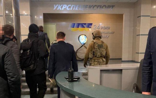 """Обыски в """"Укроборонпроме"""": СБУ расследует государственную измену"""