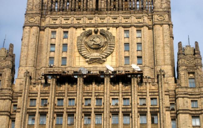 """В МИД России новые санкции США назвали """"недостойной местью"""" за Сирию"""
