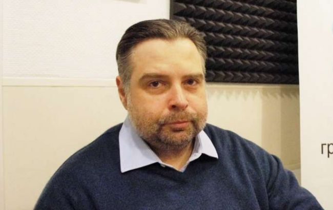 Олександр Каленков (фото: Громадьске радіо)