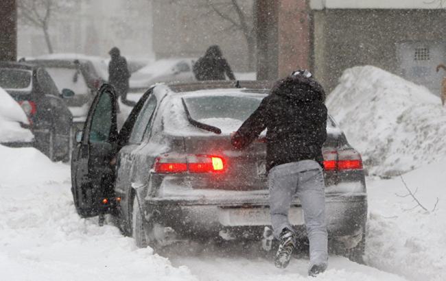 Фото: непогода в Молдове