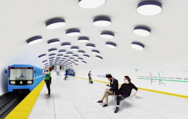 Назван победитель тендера строительства метро на Виноградарь