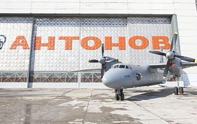 """""""Антонов"""" получил от турецкого аэропорта 25 млн гривен компенсации"""