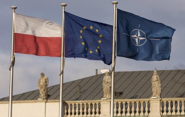 Оборонительная концепция Польши объявила агрессивную политику РФ угрозой для НАТО и ЕС