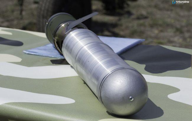 "Фото: граната до РПО-16 (""Укроборонпром)"
