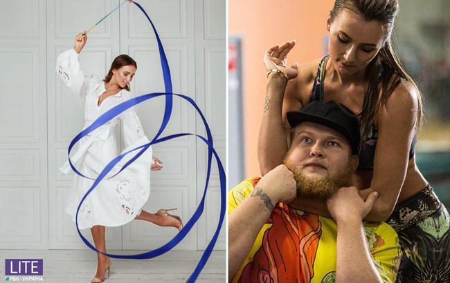 Відома українська гімнастка дебютувала в кіно