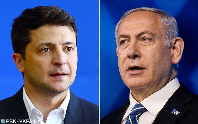 Премьерный визит: зачем глава правительства Израиля Нетаньяху едет к Зеленскому