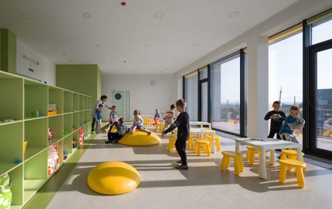 Детский сад из Днепропетровской области попал на один из самых престижных сайтов об архитектуре