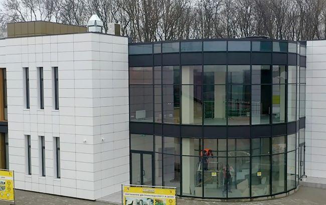 """В Днепре в рамках """"Большой стройки"""" возвели новый Олимпийский дом"""