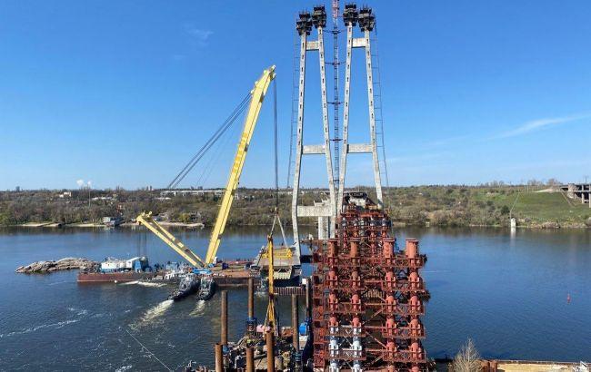 """Кубраков: на запорожских мостах завершился самый сложный этап """"Большой стройки"""""""