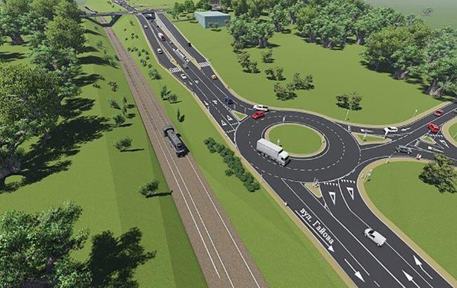 Цього року планується масштабна реконструкція об'їзної дороги Тернополя, - ОДА