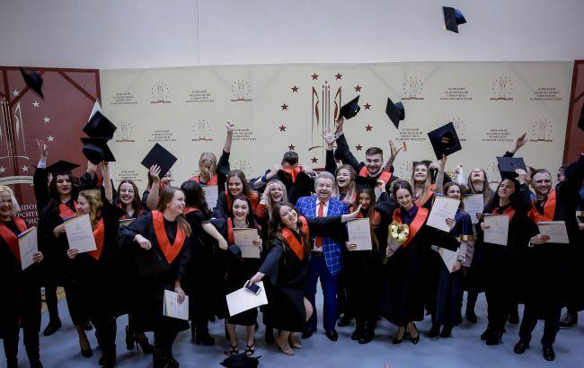 Университет культуры возглавил рейтинг лучших учебных заведений культуры и искусств Украины