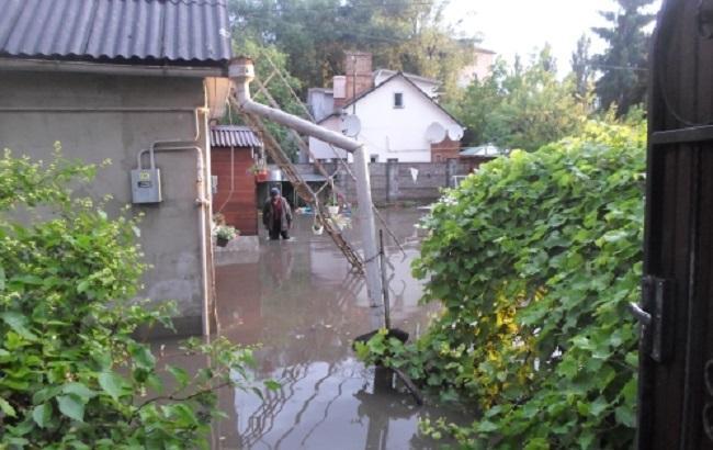 Фото: непогода а западных областях