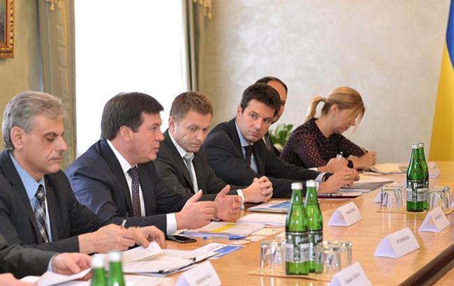 Фото: Зубко зустрівся з директором Світового банку по Україні, Білорусі та Молдові