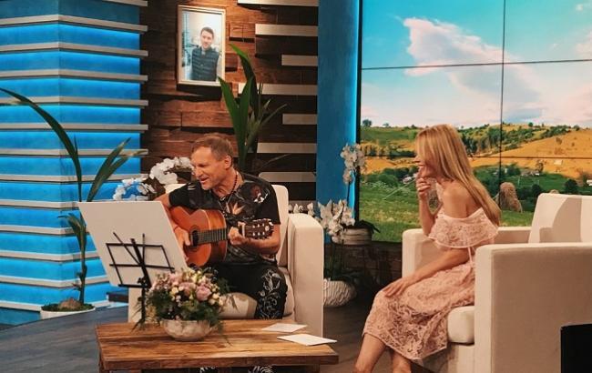 Кадр з шоу ОЛЯ. Фото: Прес-служба Нового каналу