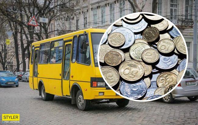 Не те деньги: в Одессе маршрутчик жестко избил пассажира