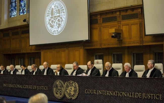 Украина противРФ вГааге: решение суда ООН объявят 19апреля