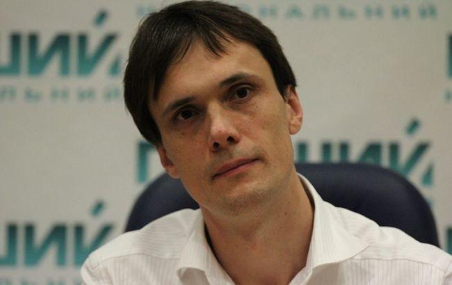 """Фото: генеральный директор телеканала """"112 Украина"""" Егор Бенкендорф"""