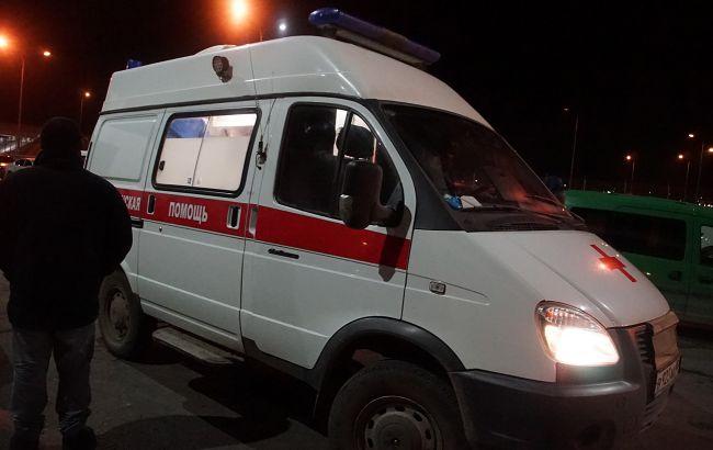 У Харкові напали на екіпаж швидкої допомоги під час виїзду на виклик