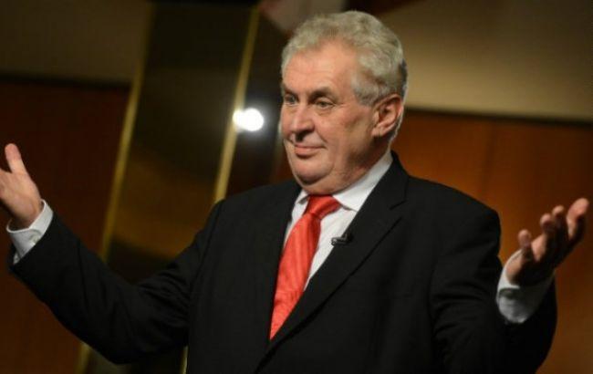 Президент Чехии призвал помогать мигрантам из Украины (ВИДЕО)