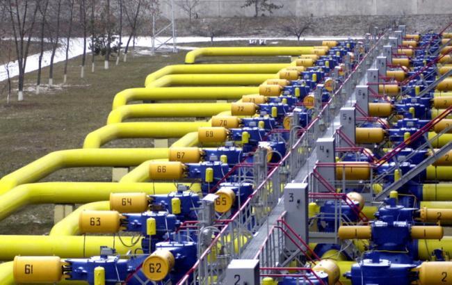 Фото: запасы газа в ПХГ Украины увеличились на 0,12%