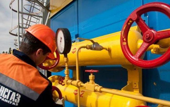 Фото: газ закачивается в ПХГ в рекордном режиме