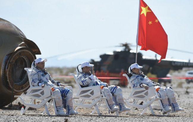 Будівництво космічної станції: Китай завершив першу пілотовану місію