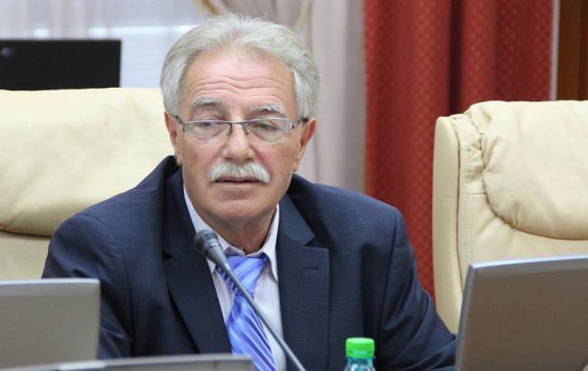 Фото: исполняющий обязанности премьера Молдовы Георге Брега
