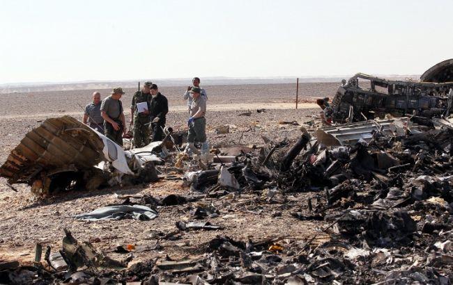 Бомба в российский самолет А321 могла быть заложена кем-то из персонала аэропорта