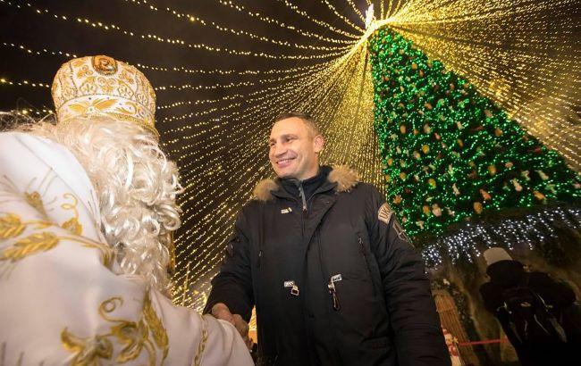 Кличко звернувся до українців: за минулий рік ми стали сильнішими і добрішими