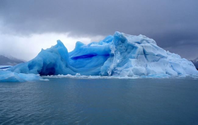 Фото: Ледник в Гренландии