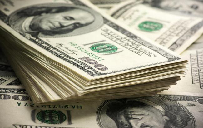 Фото: курс доллара на межбанке повысился (из открытых источников)